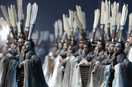 Flickr Photo Download: Opening Ceremony @ the Beijing Olympics