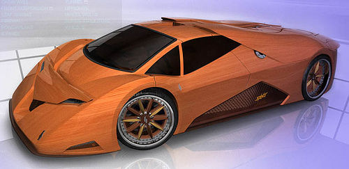 Building a Wooden Car | Design Milk