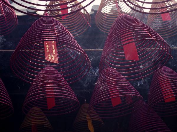 Flickr Photo Download: incense coils