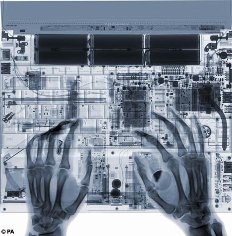 Cool X-ray Art by Nick Veasey (11 photos) | FreakyMartin.com
