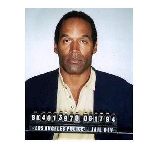 TSG Mug Shot: O.J. Simpson (1994)