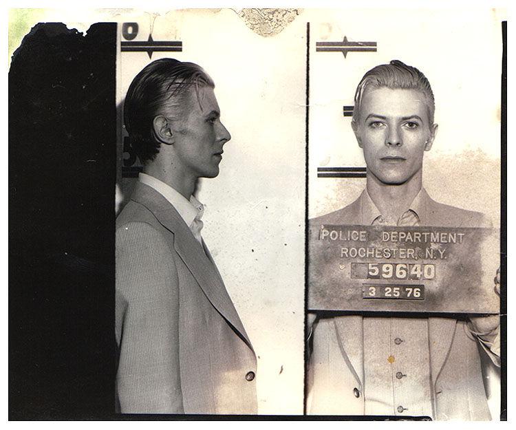 TSG Mug Shot: David Bowie