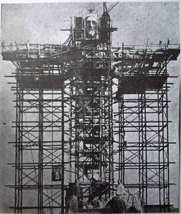 vintagephoto: Cristo Redentor