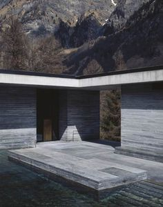 Dezeen   » Blog Archive   » Key projects by Peter Zumthor