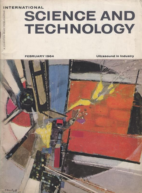 Flickr Photo Download: International Science and Technology 1964 February