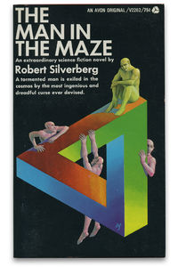 "Flickr Photo Download: ""The Man In the Maze"", 1969"
