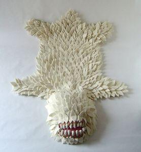 Monster Skin Rug : Joshua Ben Longo