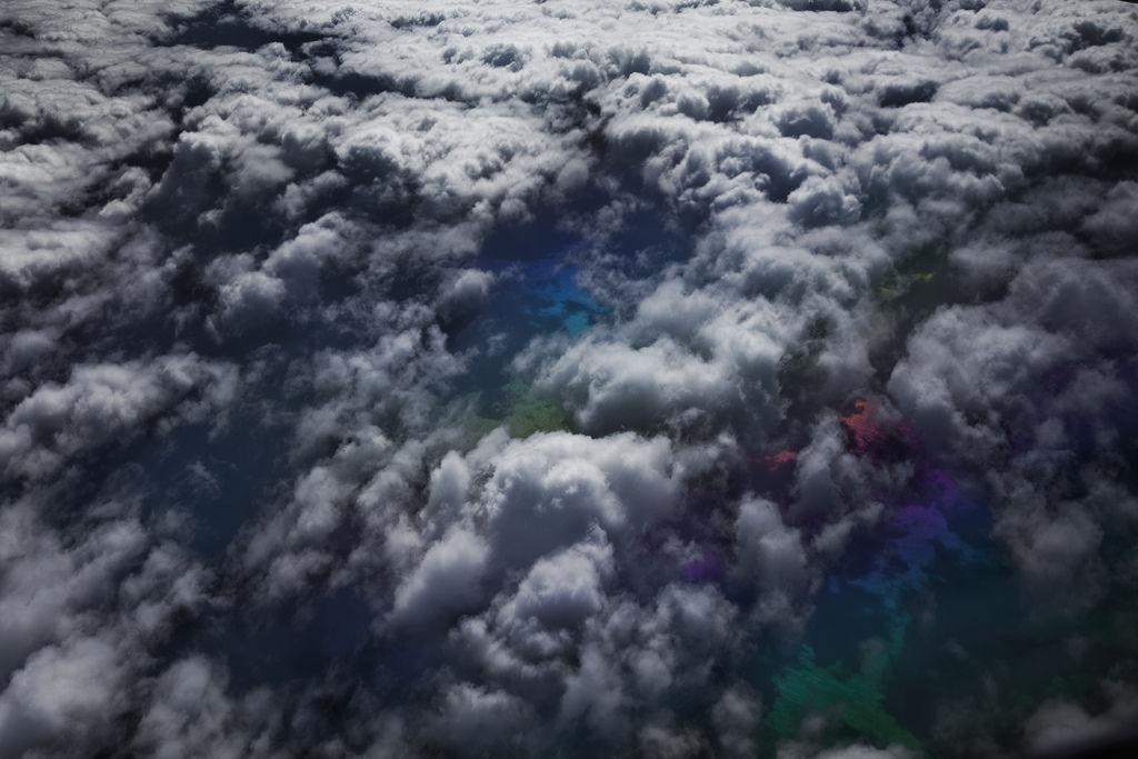 Flickr Photo Download: Rainbow Sky