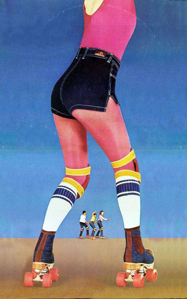 Flickr Photo Download: Rollerskates