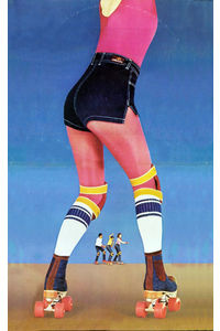 Flickr Photo Download: Rollerskates