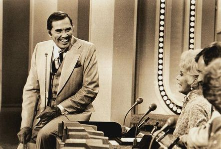 Flickr Photo Download: Gene Rayburn Sitting On Lower Tier