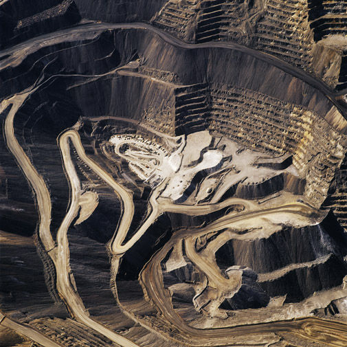 David Maisel :: Photography :: The Mining Project