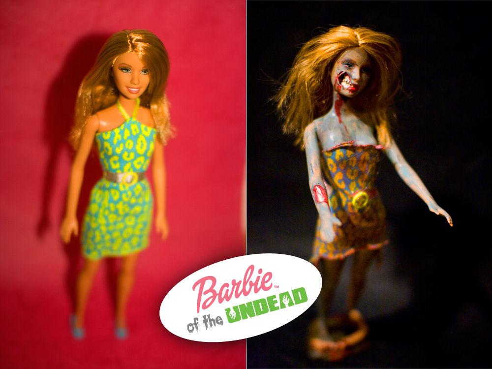 Barbie of the Undead & Ponilla | Paranaiv   Are Sundnes
