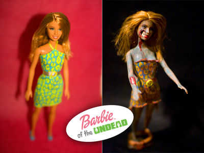 Barbie of the Undead & Ponilla | Paranaiv   Are Sundnes