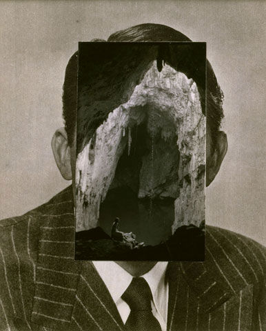 The approach – Artists: John Stezaker: Mask IV