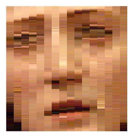 "Alex Haas - ""Madonna Crying"" at Kathleen Cullen Fine Arts - Artwork details at artnet"