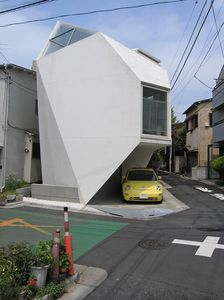 Tokyo Residence by Yasuhiro Yamashita