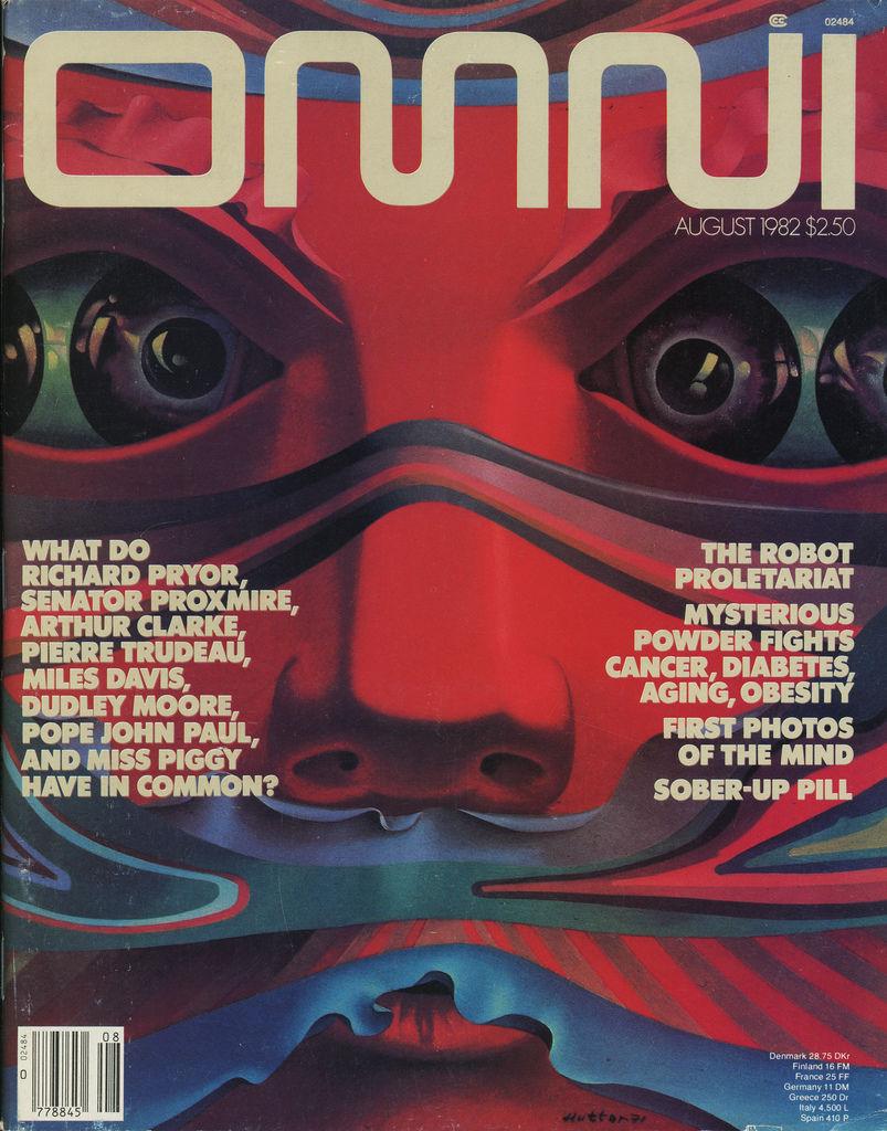 Flickr Photo Download: Omni Magazine, August 1982
