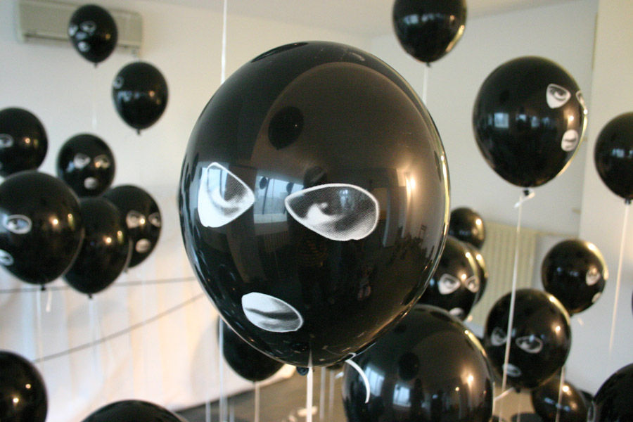 vlad nanca works: Terrorist Balloon