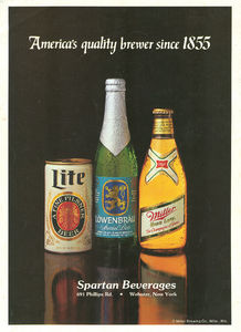 Flickr Photo Download: Spartan Beverages - 1980