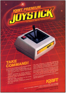 Vintage Computing and Gaming |   Archive   » [ Retro Scan of the Week ] Kraft Premium Joystick
