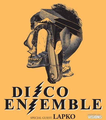 Disco Ensemble - Live 2008 - MLK - www.mlk.com