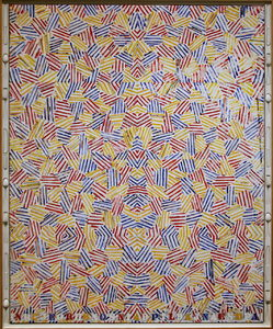 Flickr Photo Download: Dancers on a Plane by Jasper Johns
