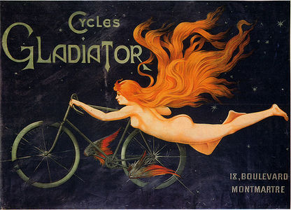 Cycles Gladiator, around 1905 on Flickr - Photo Sharing!