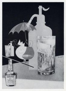 Flickr Photo Download: Paul Rand Coronet Artwork