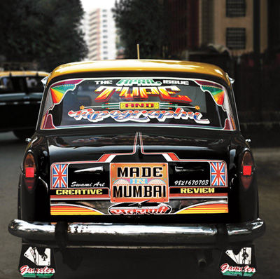 Visual Culture » CR Taxi: Made In Mumbai