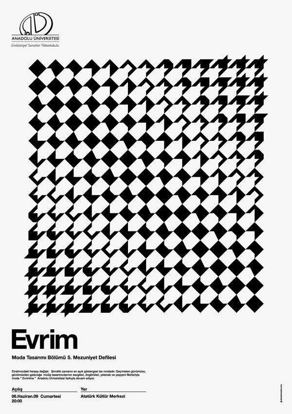 Flickr Photo Download: Evolution Fashion Show Poster 2