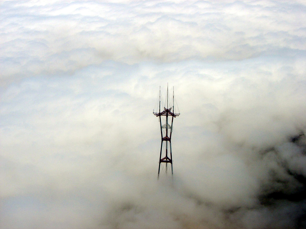 Flickr Photo Download: Sutro Tower