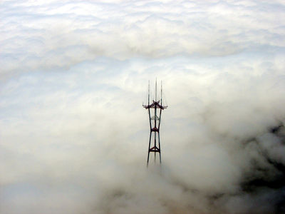 Flickr Photo Download: Sutro Tower