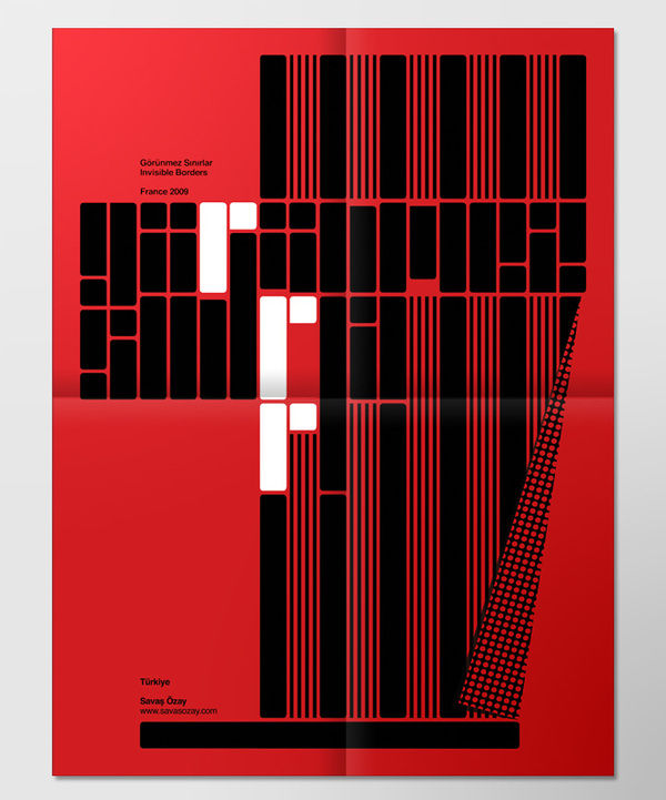 Invisible Borders on the Behance Network