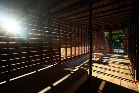 Dezeen   » Blog Archive   » Chen House by C-Laboratory