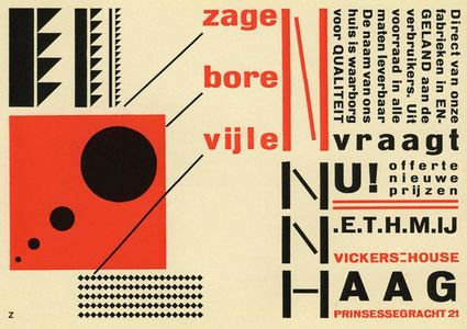 Flickr Photo Download: Dutch Graphic Design