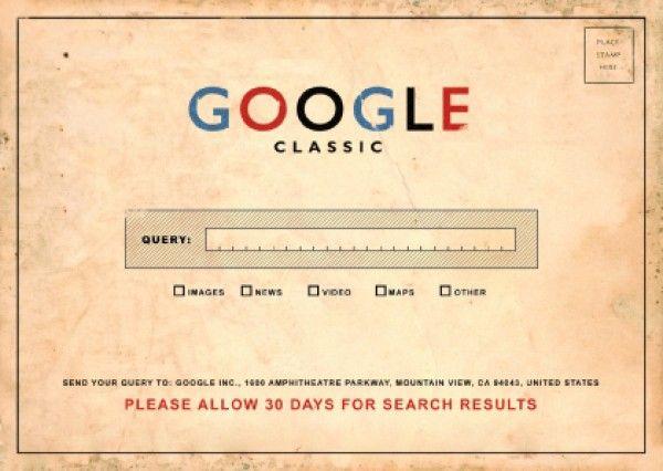 Kaart: google classic - Boomerang