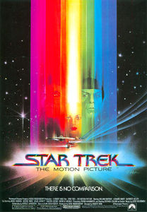 Bob Peak - Star Trek: The Motion Picture