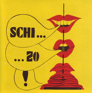 "Flickr Photo Download: Schizo, 7"" cover, early Pinhas project"