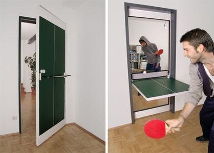 Ping Pong Door | Fubiz™