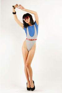 Jazzercise Bodysuit - NASTY GAL - Vintage Clothing, 80s Vintage Clothes, Vintage Sunglasses, Vintage Dresses!