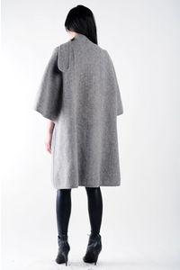 Petal Sleeve Cape Coat - NASTY GAL - Vintage Clothing, 80s Vintage Clothes, Vintage Sunglasses, Vintage Dresses!