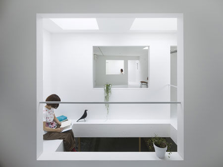 Dezeen   » Blog Archive   » House in Nagoya by Suppose Design Office
