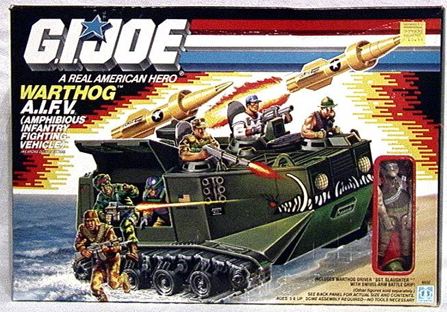 YOJOE.COM | Warthog A.I.F.V.