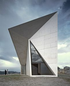 Chapel in Villeaceron   S.M.A.O. | ArchDaily