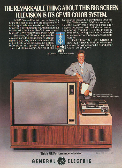Add To Our List Of 8 Comically Enormous Retro Gadgets