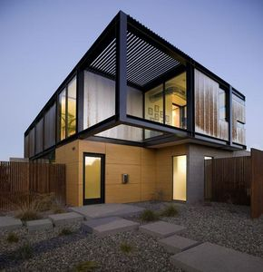 The Sosnowski Residence by Chen + Suchart Studio »  CONTEMPORIST