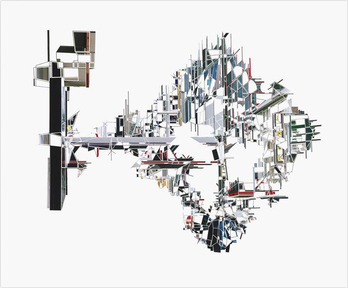 Richard Galpin - Works 2008 9