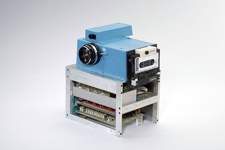 Kodak's First Digital Still Camera From 1975 | Gadget Lab | Wired.com