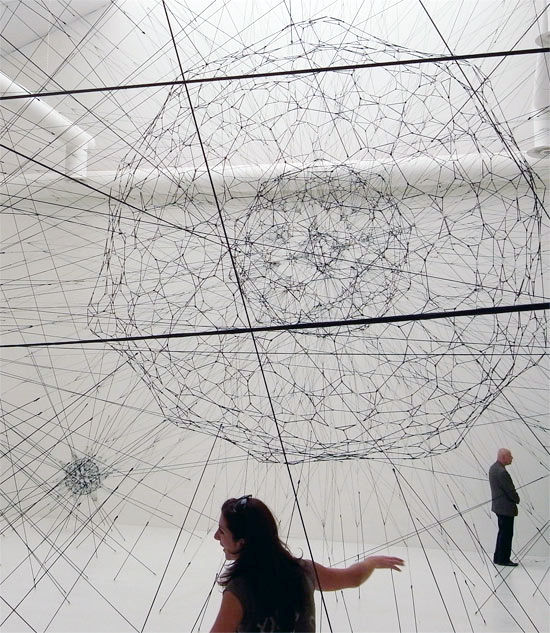 tomas saraceno at venice art biennale 09
